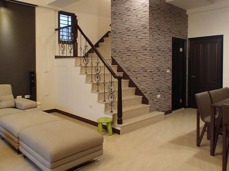 楼梯 万宝隆空间设计-loftlife