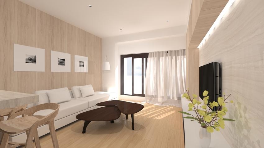 桃园装潢设计 室内设计 室内装修 - 室内设计作品:轻