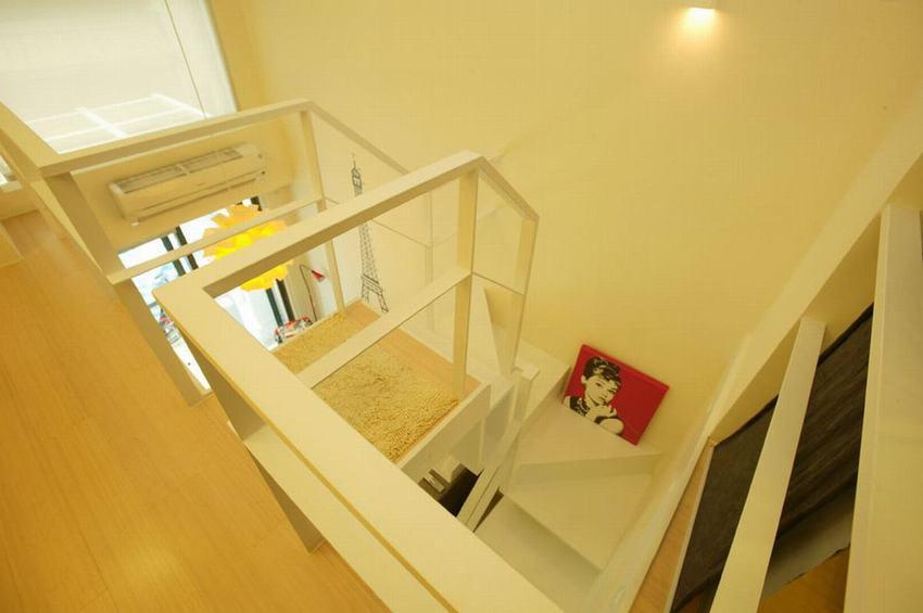 楼中楼吊顶设计图展示
